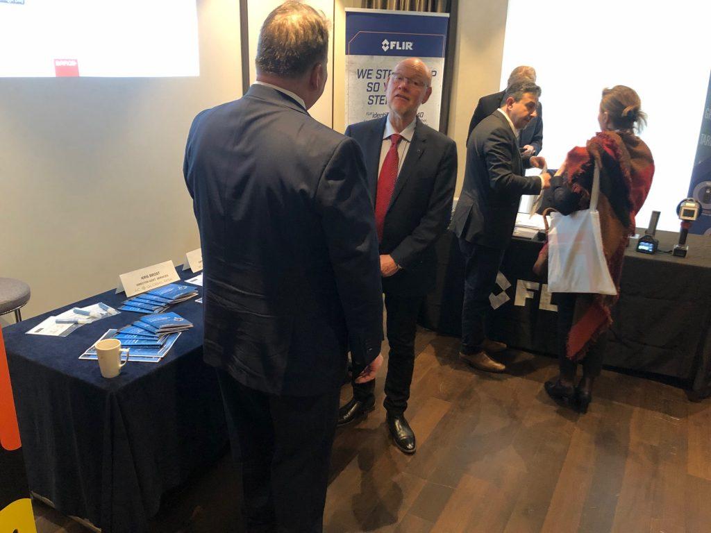 International Symposium on Insider Threat Mitigation in Brussels, Belgium