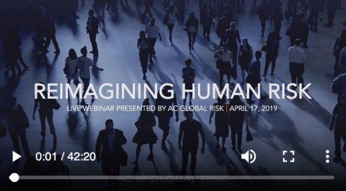 Reimagining Human Risk Play Video